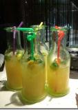 Bottiglia di vetro della bevanda della bottiglia della spremuta per i commerci all'ingrosso
