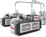 Автоматическая машина бумажного стаканчика скорости средства (высокое качество)