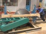 마호가니 샌더 또는 자단, 에 사용된 원형 제재소 잎 테이블 잎은 보았다
