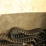 Piste en caoutchouc d'excavatrice avec du matériau de qualité (180*60*34)
