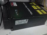 金属のための床のタイプファイバーのレーザープリンターによる印刷Machine/20Wのレーザープリンターによる印刷機械