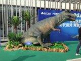 Dinosauro elettrico della strumentazione dei fornitori della Cina