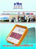 Телефон выхода непредвиденный телефона франтовской конструировал для телефона СИД Knzd-33 города премудрости безопасного