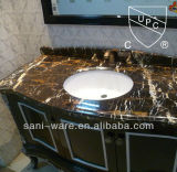 Cupc反対の流し(SN005)の下の18インチの楕円形の陶磁器の浴室