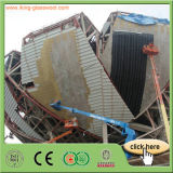 Isowool China Mineralfelsen-Wollen mit Aluminiumfolie
