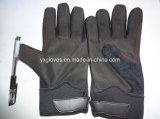Das Sicherheit Handschuh-Gewicht, das Handschuh-Mechaniker Handschuh-Hilfsprogramm Handschuh-Synthetisches ledernes anhebt, Handschuh-Arbeiten Handschuh