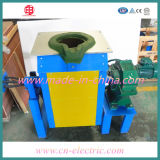 50kg Steel, Cast Iron, Aluminum, Copper Induction Melting Furnace