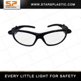 LED Light를 가진 충격 방지 Glasses Safety Goggles