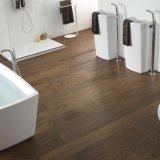 Un revêtement de sol en vinyle PVC de 5 mm pour salle de bains