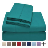 500 Colección Supremo microfibra extra suave Juego de sábanas ropa de cama