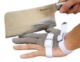 3 палец цепи защитные рукавицы-2380 Anti-Cut электронной почты