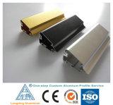 Perfil de alumínio de fábrica com preço competitivo para instalações eléctricas/liga de alumínio