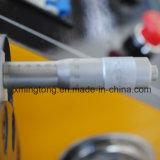 Einfaches Geschäfts-hydraulische Gummischlauch-Hochgeschwindigkeitsbördelmaschine