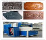 Populair in Europa - het In reliëf maken van het Leer Machine, Leer Yamo, de Certificatie van Ce