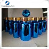 OEMの薬の包装のためのDissoluble青175mlペットプラスチックびん