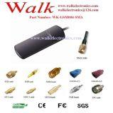 Antena GSM montaje adhesivo, GSM, Amperes Antena Antena cuatribanda GPRS Antena SMA conector macho, cable RG174