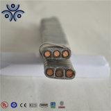 1.8/3kv de cinta de acero sumergible Cable blindado de la bomba de aceite Esp