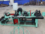 Fabrik-bester Preis-automatische Stacheldraht-Maschine/Rasiermesser-Stacheldraht, der Maschine herstellt