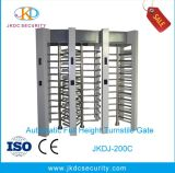 Controle de acesso em aço inoxidável Porta de barreira multicanal