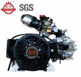 De nieuwe Generator van de Benzine van de Vergroting van de Waaier van het Elektrische voertuig van de Output van het Type 4.5kw gelijkstroom Water Gekoelde