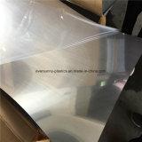 二重カラープラスチック原料の価格の彫版のABSシート