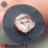 Het rubber stak de Super Flexibele Kabel van het Lassen van het Koper in de schede