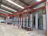 Três cilindro hidráulico do estágio do cilindro 3 do estágio