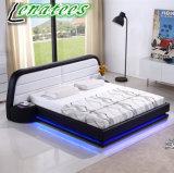 Ck013 침대 머리를 가진 유일한 디자인 LED 침대