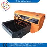 Una impresora de inyección de tinta UV2 tamaño A2 de la impresora UV Digital
