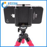 Ministativ-Digitalkamera-beweglicher Handy-Halter-Standplatz-flexible Krake