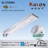 20W Waterproof Integrated Solar LED Street Light