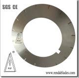 金属の処理のためのLd HSSの物質的な鋼鉄ストリップの回転式切り開く刃