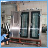 Línea de cristal aislador del producto de la prensa plana automática/máquina de vidriero doble