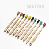 Brosse à dents en bambou respectueuse de l'environnement (WBB0870B)