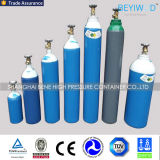 판매를 위한 산업과 의학 각종 강철 산소 실린더 크기