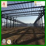 Entrepôt préfabriqué de structure métallique de construction