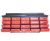 Venta directa de fábrica Pofessional taller metalúrgico Workbench Caja de herramientas para almacén