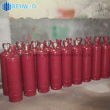 Made in Clouded 40L Low Pressure Weld Steel Acetylene Cylinder