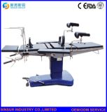 Equipo médico Dispositivo Multifunción hidráulico manual ajustable mesas de operaciones quirúrgicas