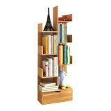 Bibliothèques créatrices d'arbre en bois de meubles