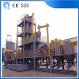 Produção de eletricidade da gasificação da biomassa de Haiqi 200kw