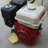 A gasolina e a bomba de vácuo do Motor eléctrico da máquina de ordenha vaca duplo