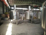 キットを作る低価格300Lのクラフトの醸造機械マイクロビール