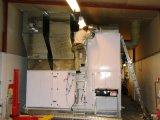 Высокопоставленная промышленная будочка брызга автомобиля будочки картины