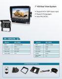 câmera impermeável da alta qualidade do monitor de 7-Inch HD TFT LCD