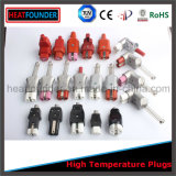 Ce Plug Aprobado Industrial Eléctrica de Alta Temperatura