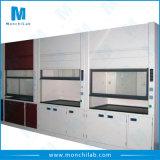 Mobiliário de laboratório físico Hotte de extracção de equipamento de laboratório