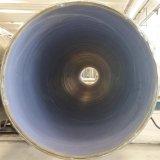 3PE de spiraalvormige Pijp S235jrh S275j0h S275j2h S355j0h S355j2h S355k2h van het Staal