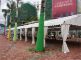 Tienda de lujo al aire libre de la boda del acontecimiento del partido