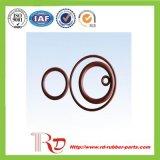 O anel de PTFE de cor branca